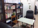 事務室の模様替えをしました